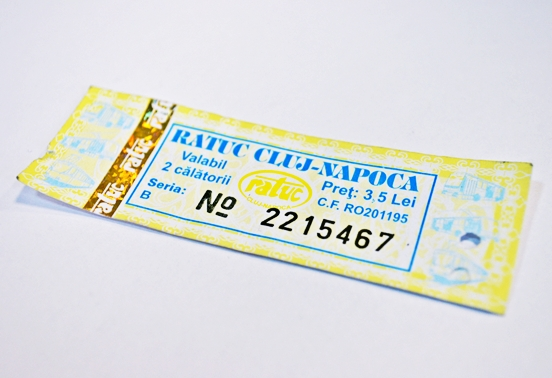 bilet ratuc