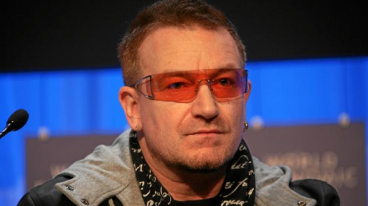 bono, trupa U2