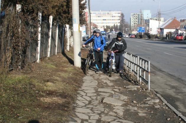 Primăria Cluj a finalizat proiectul de modernizare a străzii Calea Turzii