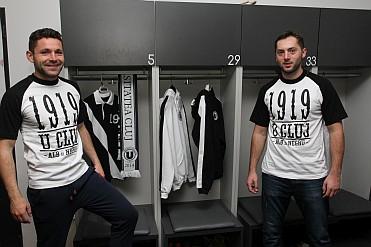 noua colectie vestimentara U Cluj
