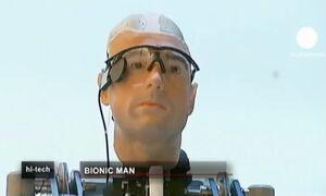 omul bionic londra