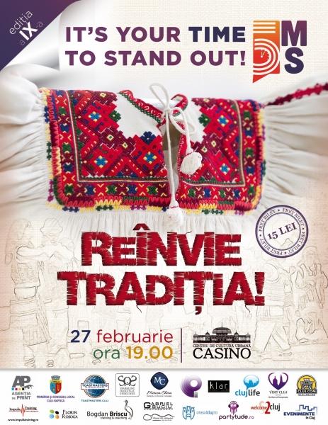 Reînvie tradiția în clădirea Casino