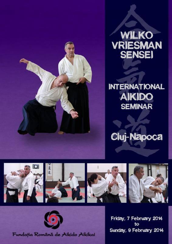 seminar arte martiale aikido