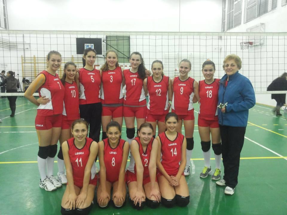 LPS Cluj echipa sperante junioare III