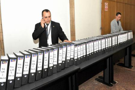 15 partide politice au depus liste de candidați la europarlamentare