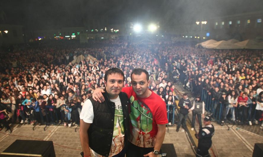 40 de formatii vor concerta pe Cluj Arena in luna mai. Peste 50.000 de oameni sunt asteptati la FORZA ZU