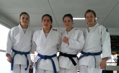 judoka U Cluj