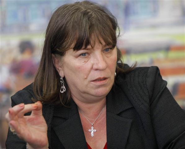 Norica Nicolai propusa de PNL Cluj pe listele pentru europarlamentare