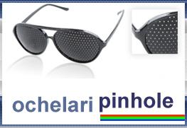 ochelari pinhole