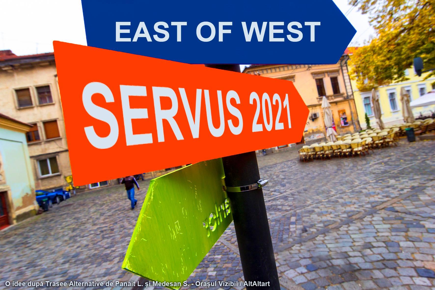 servus 2021 east of west