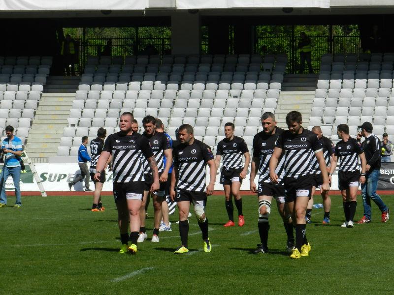 U Cluj rugby