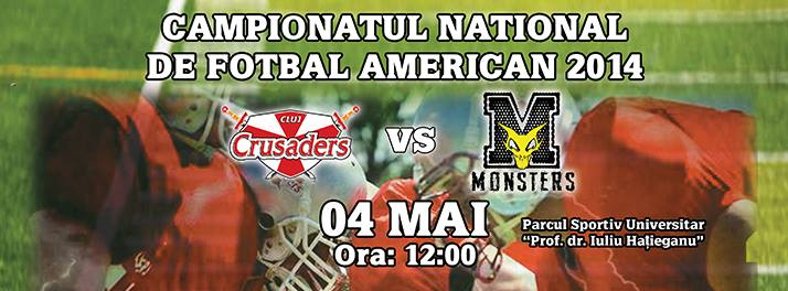 cluj crusaders mures monsters