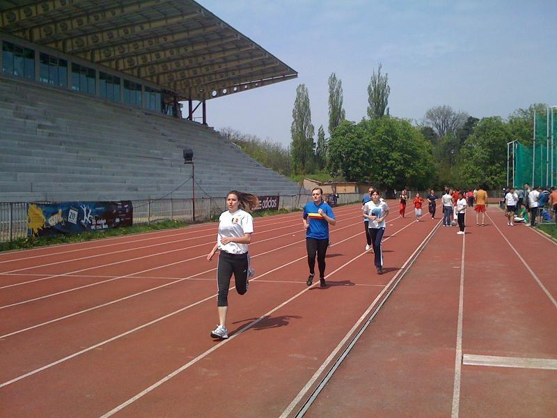 Cupa Inspectoratului Şcolar Judeţean pe Cluj Arena