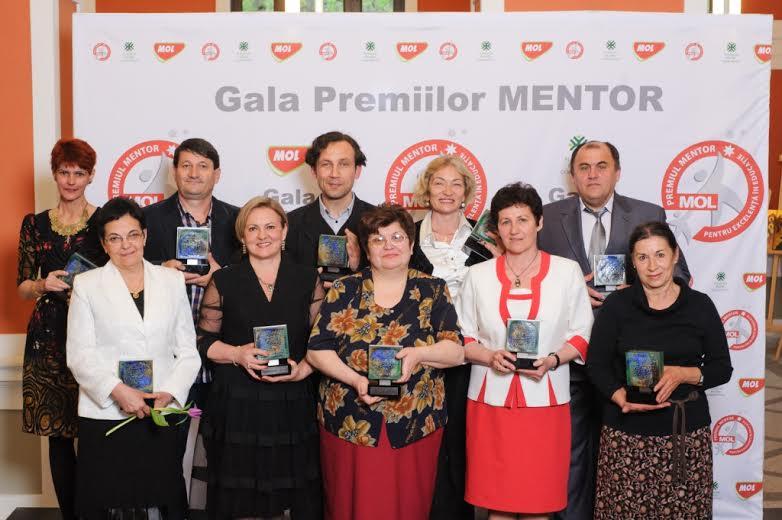 """Un profesor clujean pe lista profesorilor premiați la  Gala Premiilor """"Mentor pentru Excelență"""""""