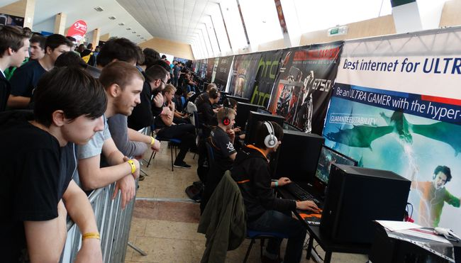 dreamhack gaming