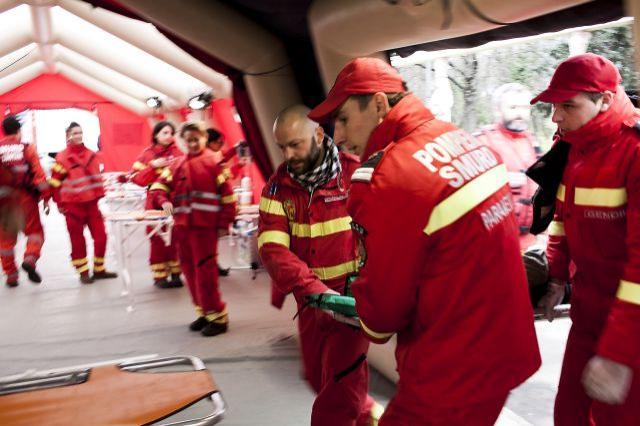 Peste 2000 de situații de urgență, de Paști, în întreaga țară