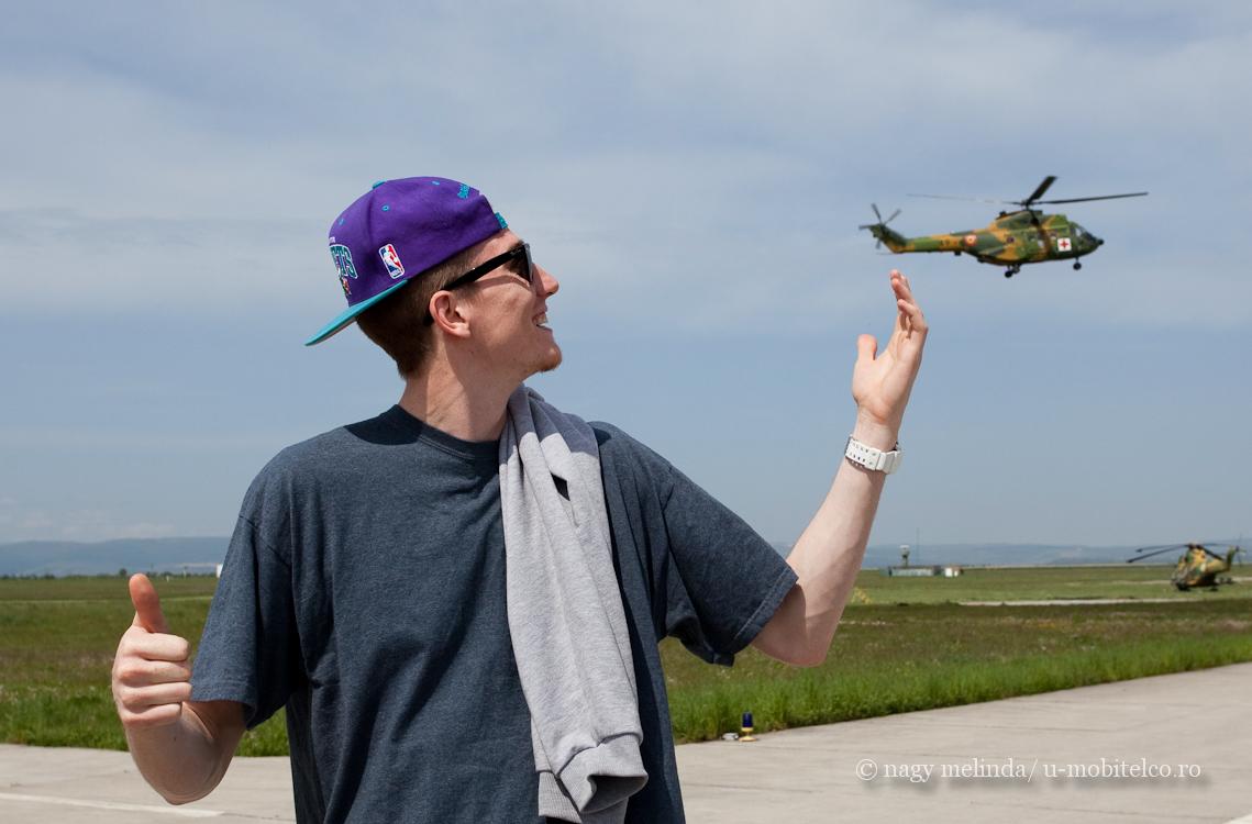 josh sparks aeroport militar