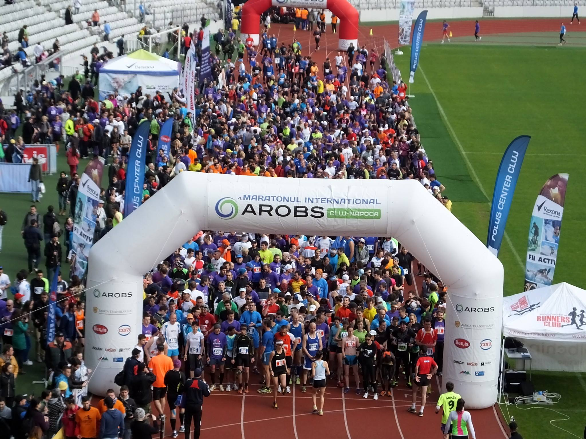 maratonul international cluj