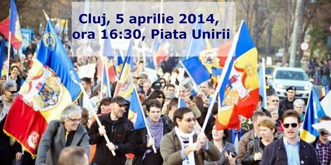 mars monarhie pentru viitor