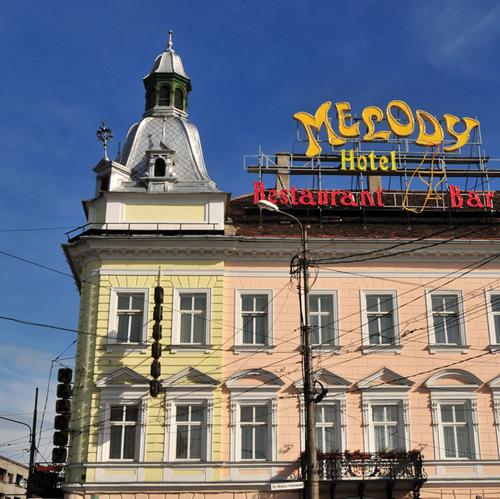 melody hotel cluj