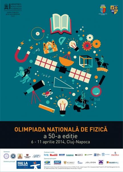 Clujul va fi gazda olimpiadelor nationale de fizica, pedagogie si psihologie