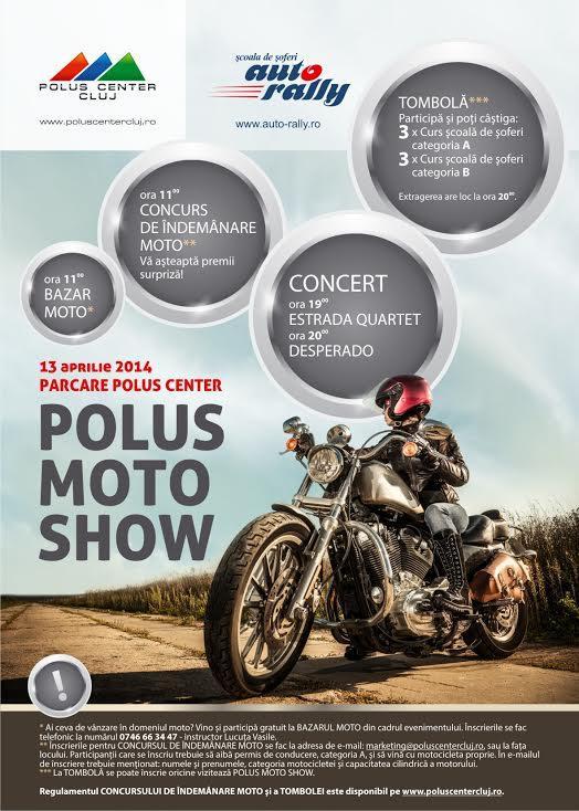 polus moto show