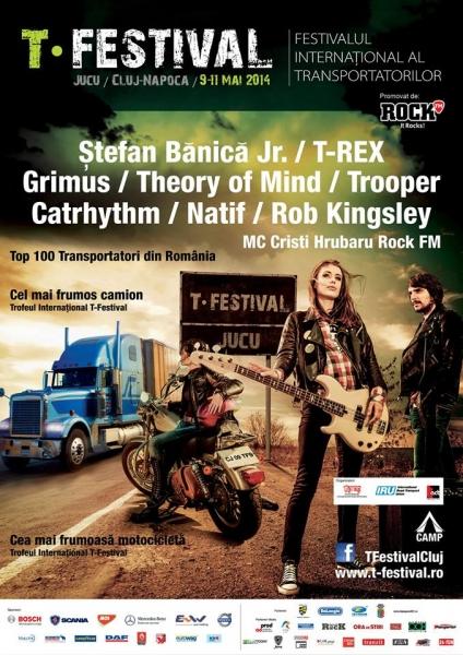 Programul primei ediţii a Festivalului Internațional al Transportatorilor