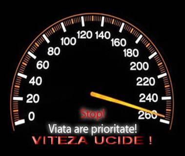 viteza ucide