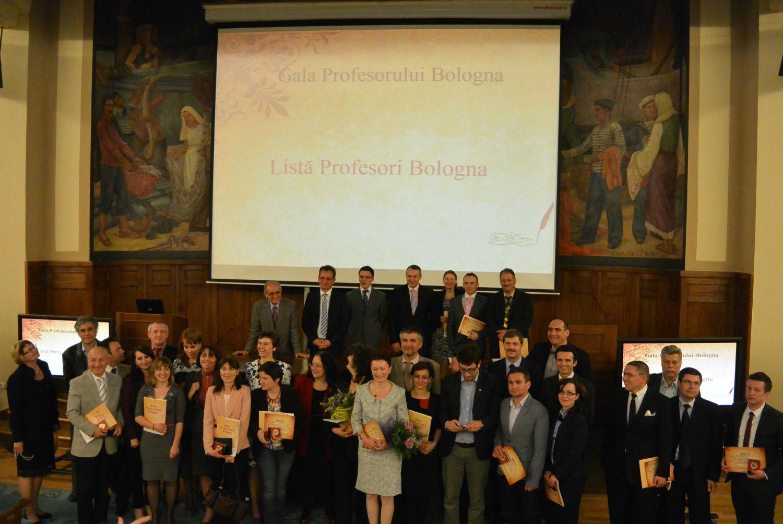 Cei mai buni profesori ai UBB Cluj in 2014. Vezi lista completa