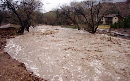 Pericol de inundaţii în bazinul hidrografic Someş-Tisa
