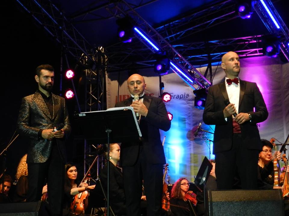 Show grandios la Gala Operelor Clujene în Piaţa Unirii! FOTO/VIDEO