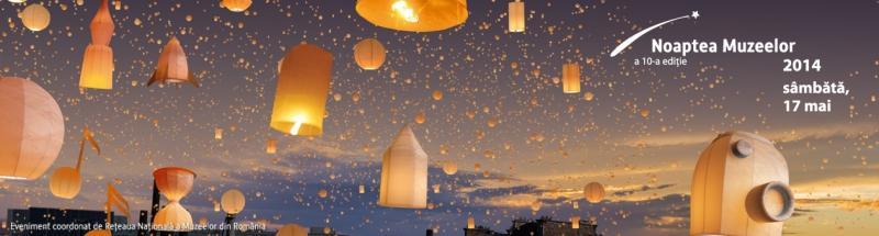 Noaptea Europeană a Muzeelor va avea loc sambata