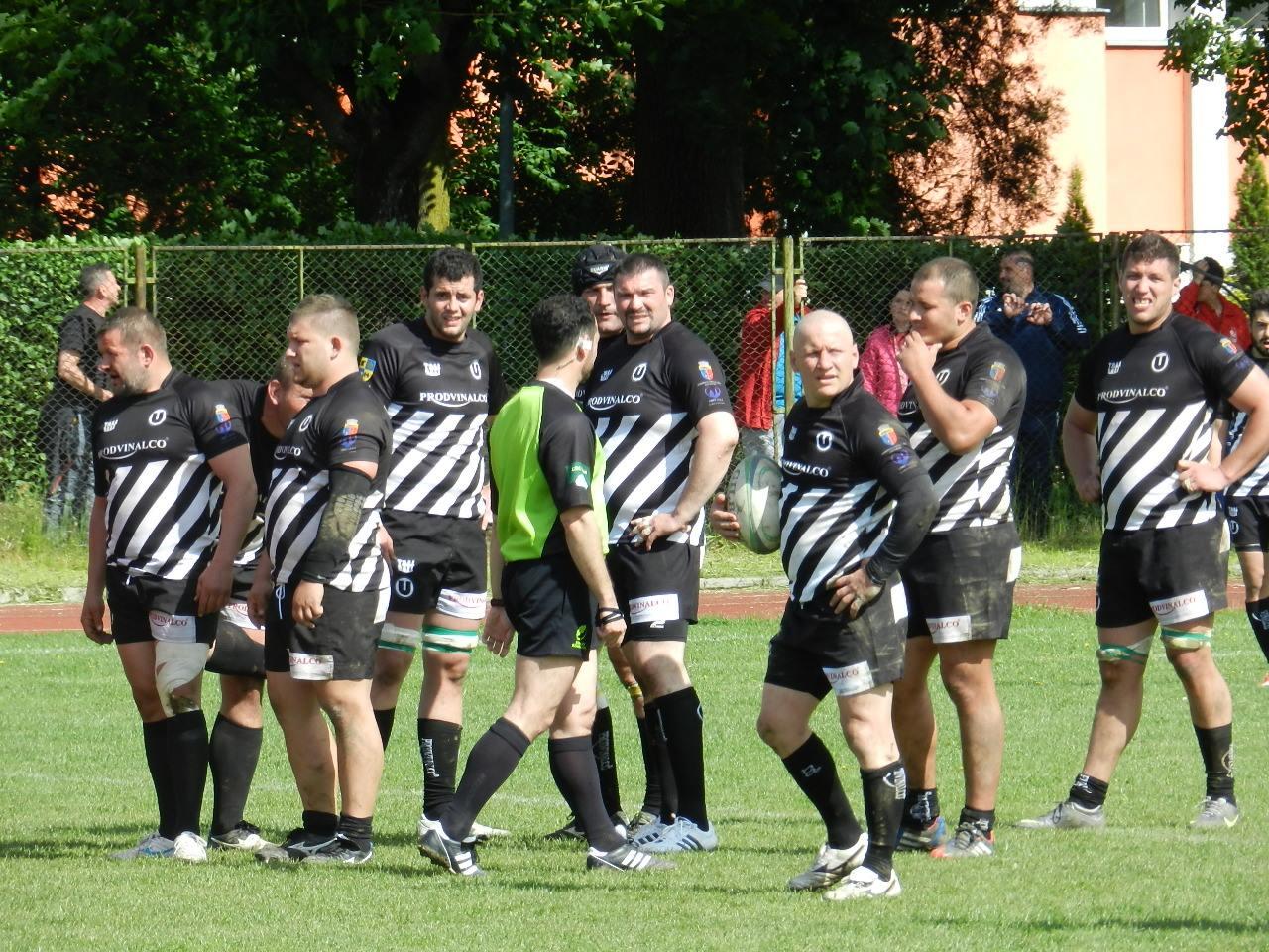 Victorie spectaculoasa pentru rugbyisti in fata CSM Bucuresti