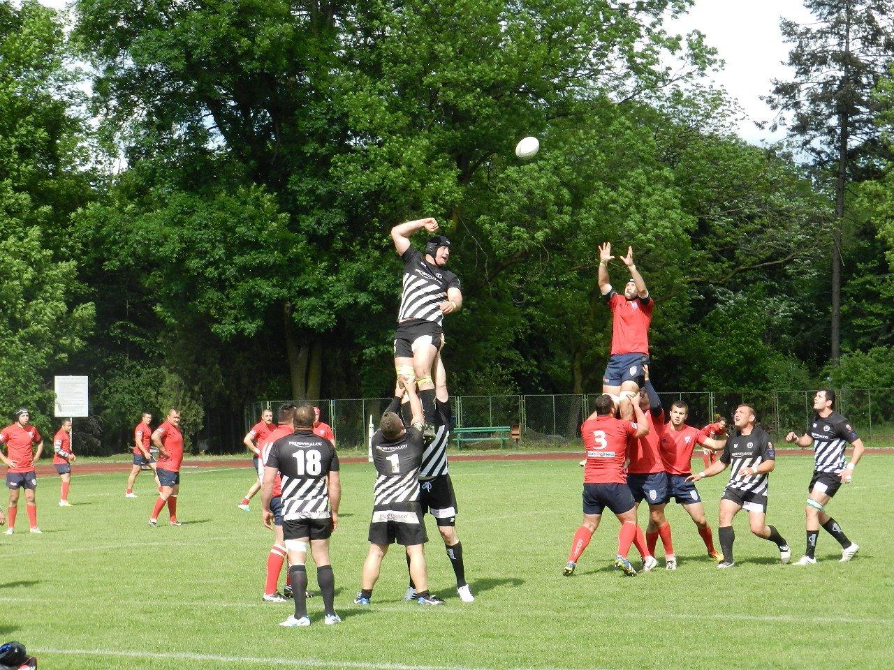 Rugbyiștii clujeni vor să-și ia revanșa în fața Stelei