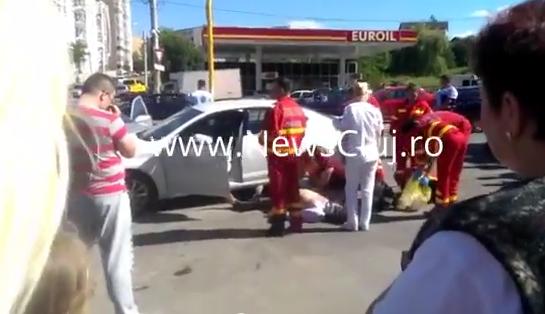 Un şofer a murit în urma unui tragic accident în Zorilor, lângă Spitalul de Recuperare