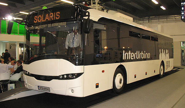 autobuze solaris polonia