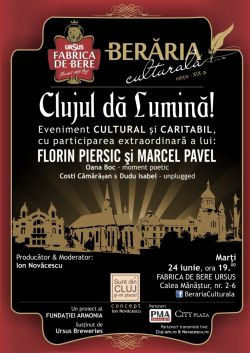 beraria culturala marti 24 iunie 2014