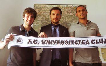 brazilieni U Cluj transferuri 18 iun 2014