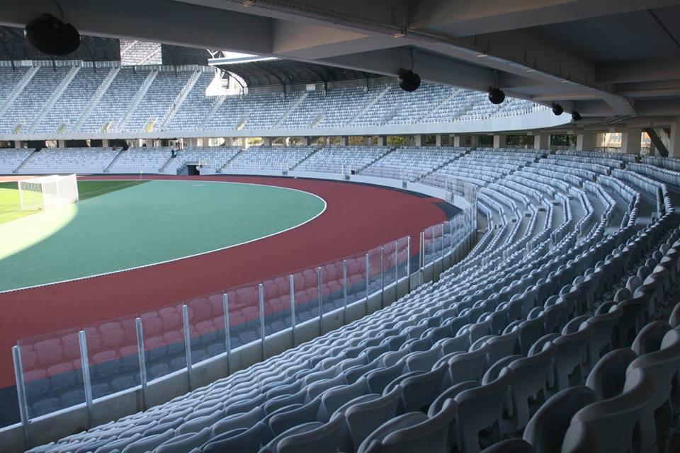 Prima competiţie internaţională de atletism pe Cluj Arena