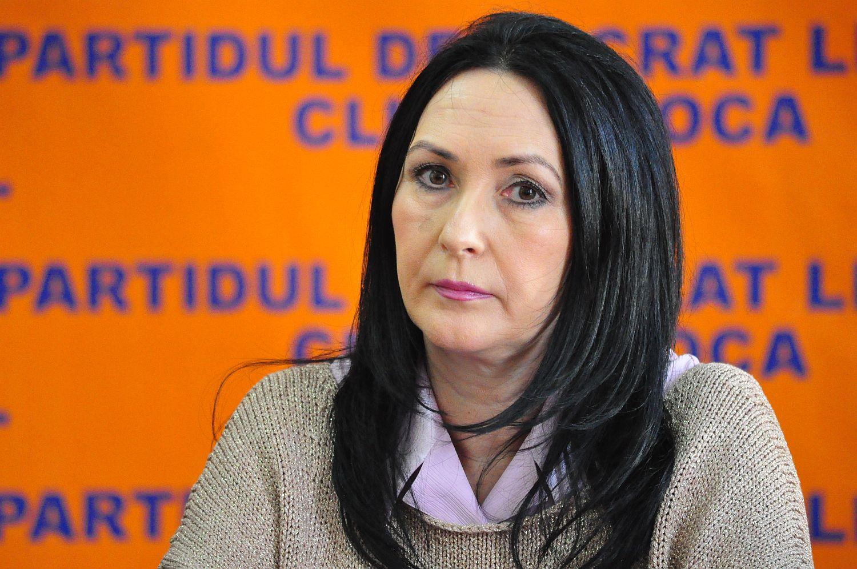 Consilierul judeţean PDL Steluţa Racolţa, declarată incompatibilă de ANI