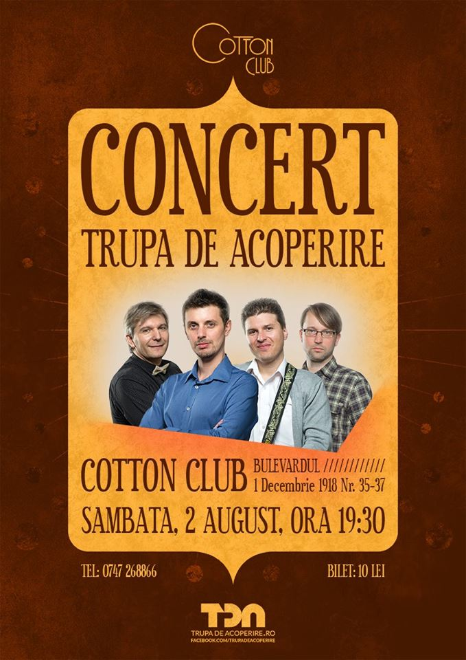 TDA cotton club