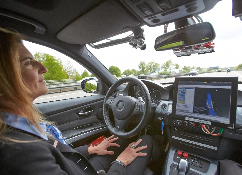 bosch conducere autonoma