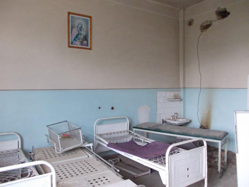 comuna mociu spital