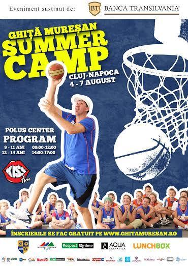 ghita muresan summer camp 2014