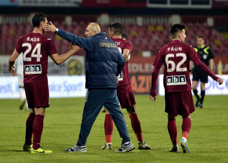 CFR Cluj a pierdut primul meci cu Dinamo Minsk, iar calificarea în play off-ul Europa League se joacă la Cluj