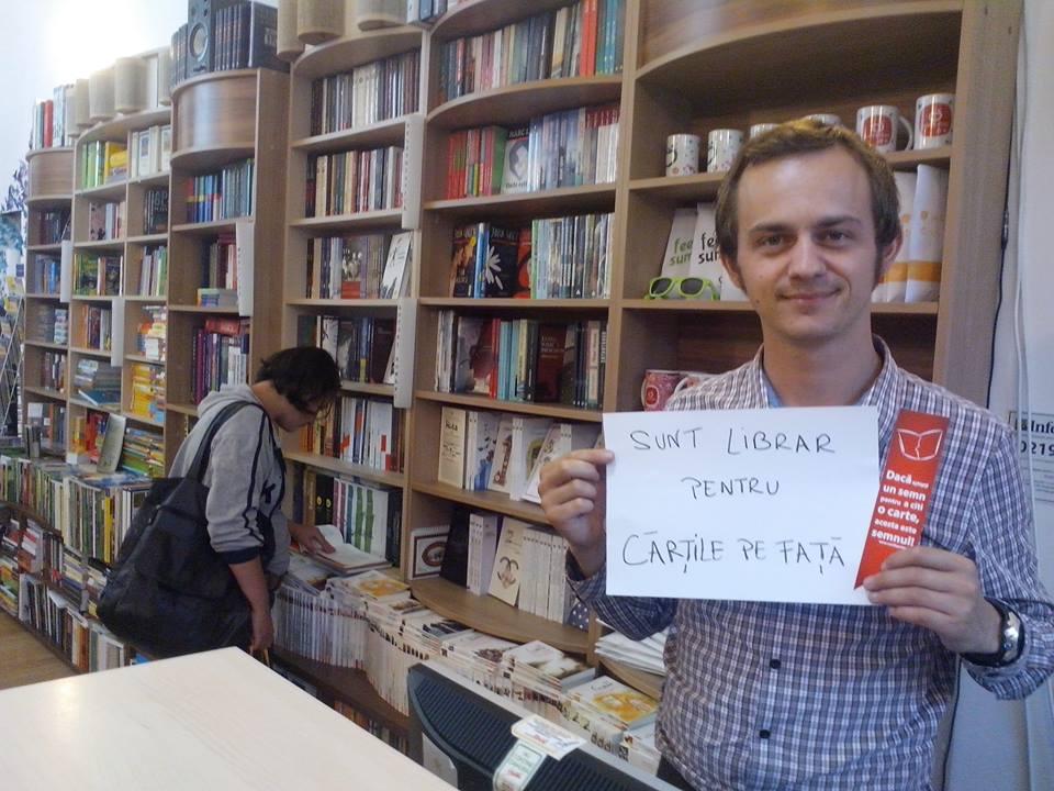 librar pentru o cauza