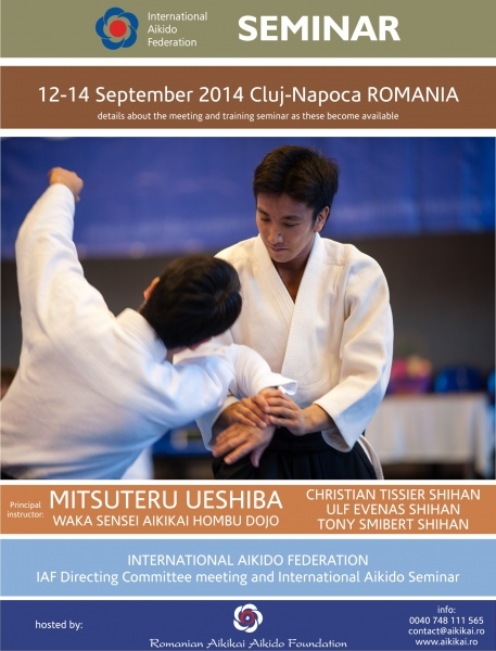 seminar aikido