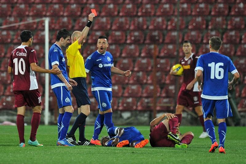 CFR Cluj, eliminata din Europa League