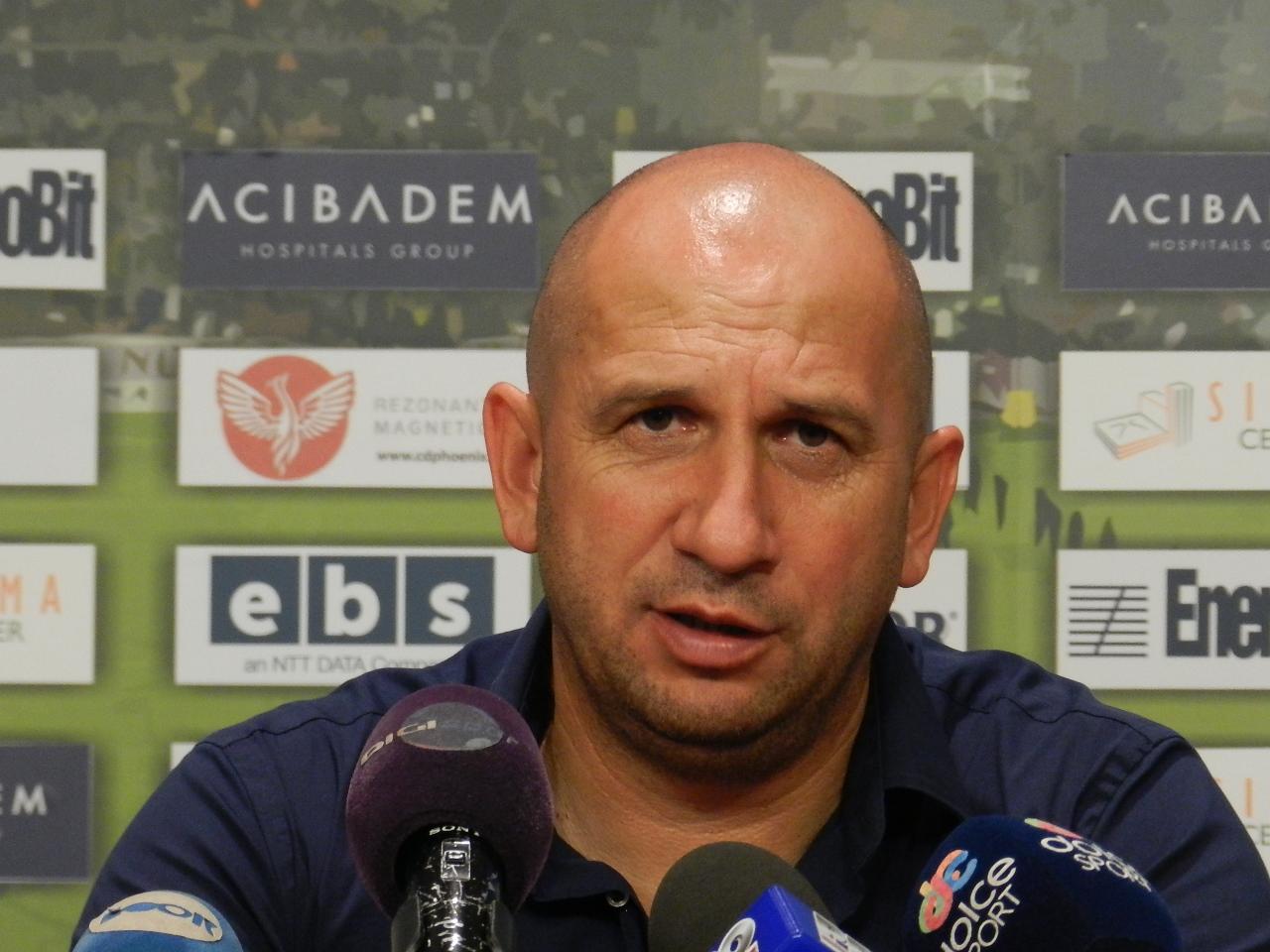 """Miriuță, foc și pară pe arbitrii după înfrângerea cu Dinamo Minsk. """"M-au arbitrat arbitrii de parcă aș fi cel mai mare dușman al lor"""""""