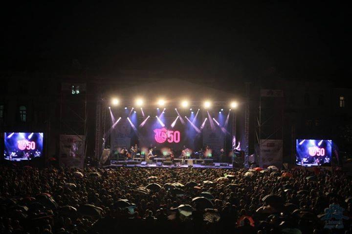 Concertul Illés 50, recordul Zilelor Culturale Maghiare ediţia 2014